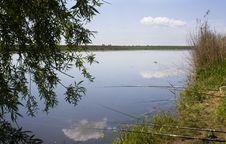Free Fishing Lake Stock Photo - 14244040