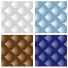 Free Four Seamless Background Pattern Royalty Free Stock Photos - 14244168