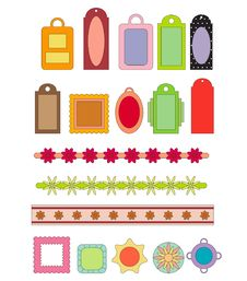 Free Scrap-booking Elements Royalty Free Stock Images - 14244309