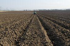 Free Plowed Field Stock Image - 14244701
