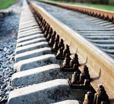 Free Railway Royalty Free Stock Photos - 14245028