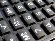 Calculator Buttons Keyboard