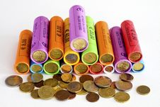 Free Coins Stock Images - 14246454