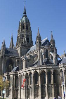 Free Notre Dame De Bayeux, France Stock Image - 14246661