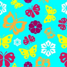 Free Butterfly Pattern Stock Photos - 14246753