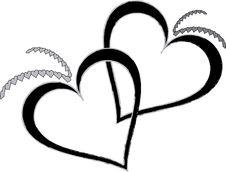 Free Decorative Heart Royalty Free Stock Photo - 14247125