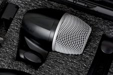 Free Microphone Stock Image - 14247611