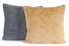Free Cushions. Isolated Royalty Free Stock Photo - 14247725