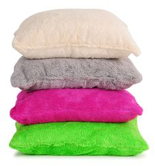 Free Cushions. Isolated Royalty Free Stock Image - 14247736