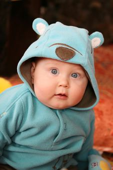 Free Portrait Of Little Boy Royalty Free Stock Photography - 14247887