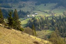 Free Carpathians Stock Photography - 14248912