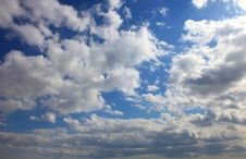 Free Cloudscape Stock Photo - 14249110