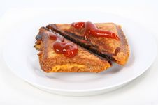 Free Toasted Sandwich Stock Photos - 14249453
