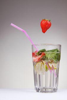 Free Mojito Cocktail Stock Image - 14249721