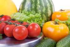 Free Fresh Vegetables Stock Images - 14249864