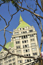 Free Renovated Downtown Hotel Tower Stock Photography - 14253162