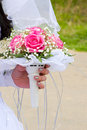 Free Beautiful Bridal Bouquet Royalty Free Stock Photos - 14256168