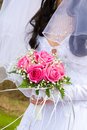 Free Beautiful Bridal Bouquet Stock Images - 14256174