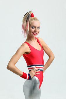 Free The Dancer Stock Photos - 14250453