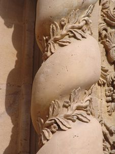 Free Spiral Sculpture Stock Image - 14250771