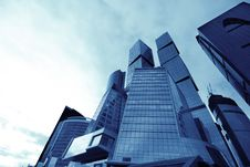 Free Financial District Royalty Free Stock Photos - 14250998