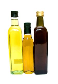 Free Several Glass Bottles Stock Images - 14251244