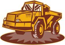 Free Mining Dump Truck Stock Photo - 14252190