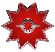Free Red Star Stock Images - 14252514