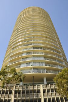 Free Hotel Tower Structure Stock Photography - 14252542