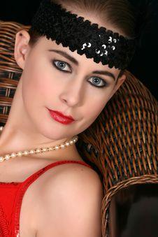 Free 1920 Beauty Royalty Free Stock Photography - 14254067