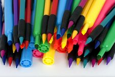Free Markers Stock Image - 14254821