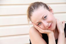 Free Beautiful Young Woman Stock Image - 14254931