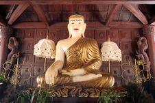Free Blissful Buddha Royalty Free Stock Images - 14255139