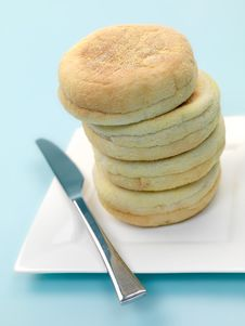 Free English Muffins Stock Images - 14256134