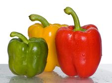 Free Peppers Stock Image - 14256161