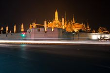Free The Temple Of The Emerald Buddha Stock Images - 14256394