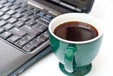 Free Hot Coffee Stock Image - 14256891