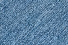 Free Structure Of A Jeans Fabric Royalty Free Stock Photo - 14257505