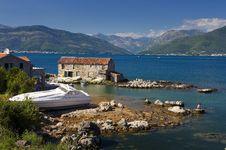 Free Boka Bay Montenegro Stock Photo - 14257750