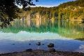Free Alpine Mountain Lake Royalty Free Stock Photography - 14261117