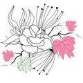 Free Romantic Decorative Background Royalty Free Stock Photos - 14267898