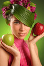 Free Juicy Apples Stock Images - 14269294