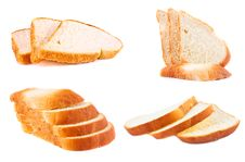 Free White Bread Stock Photo - 14261820