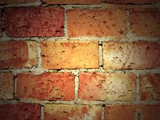 Free Brick Wall Stock Photography - 14261992