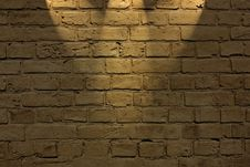 Free Brick Wall Royalty Free Stock Photos - 14262048