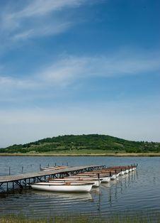 Free Blue Landscape Stock Images - 14262154