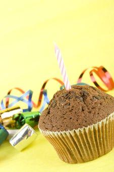 Festive Fruitcake Stock Images