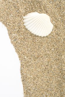 Free Sea Sand Stock Photo - 14263360