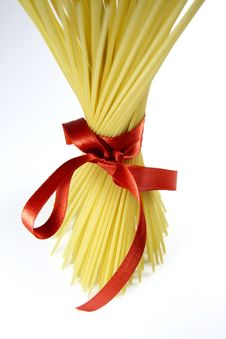 Bunch Of Spaghetti - Shallow Dof Stock Images