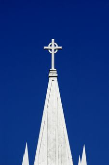 Free Church Steeple Stock Photo - 14264320